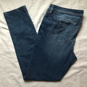 a.n.a Boyfriend Distressed Jeans 33/16